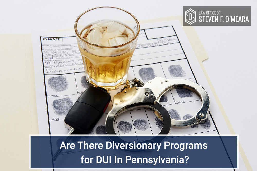 DUI In Pennsylvania