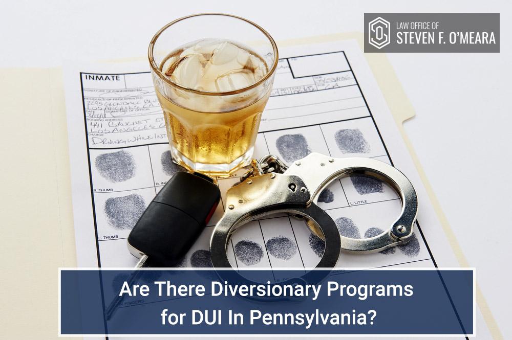 DUI In Pennsylvania