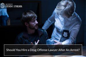 Drug Offense Lawyer
