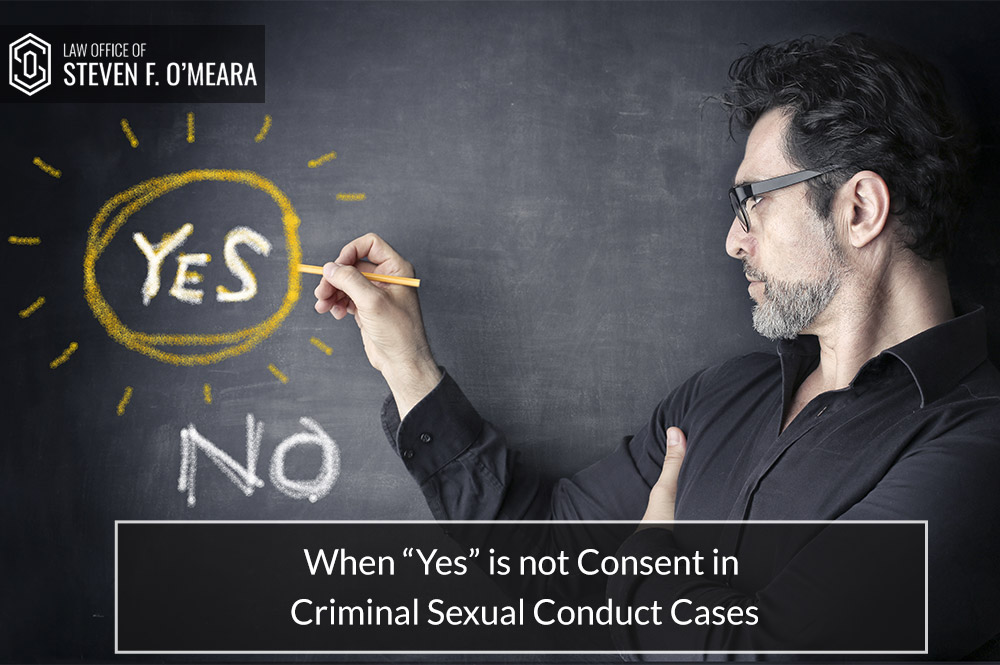 Criminal Sexual Conduct Cases